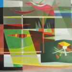 Drewes Escape from Winter 1982 36 x 46 SM