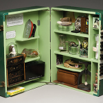 1 SURREALIST'S CABINET (OPEN) WEB